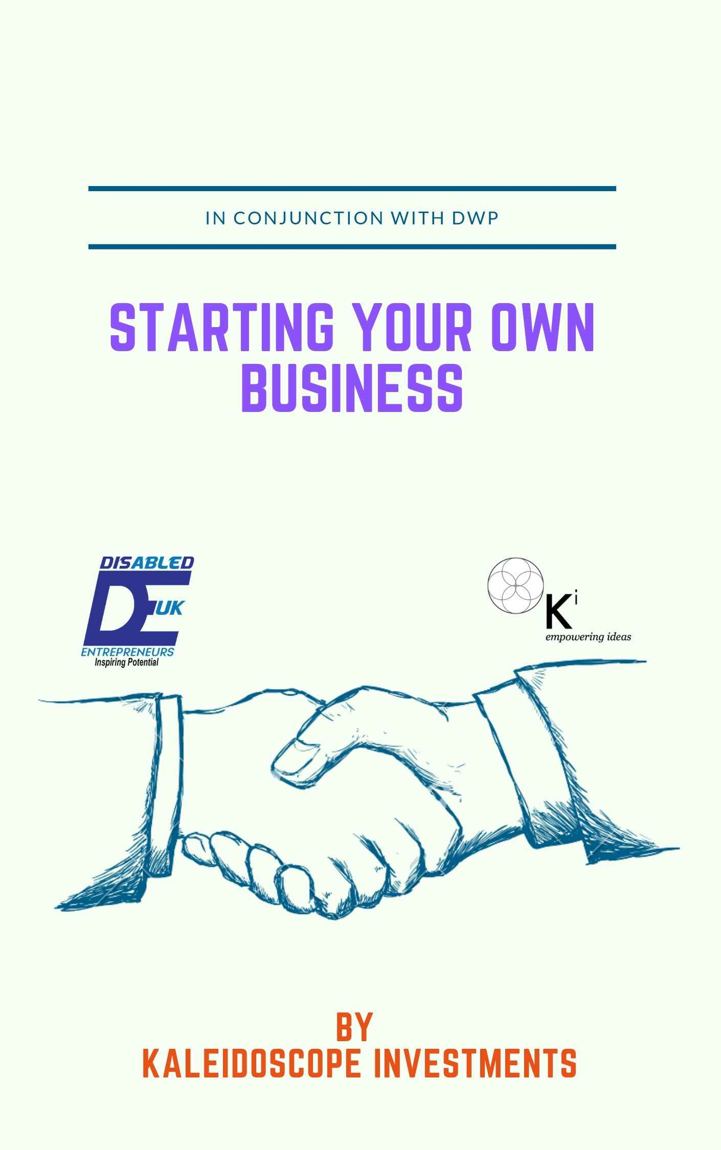 Disability guide business